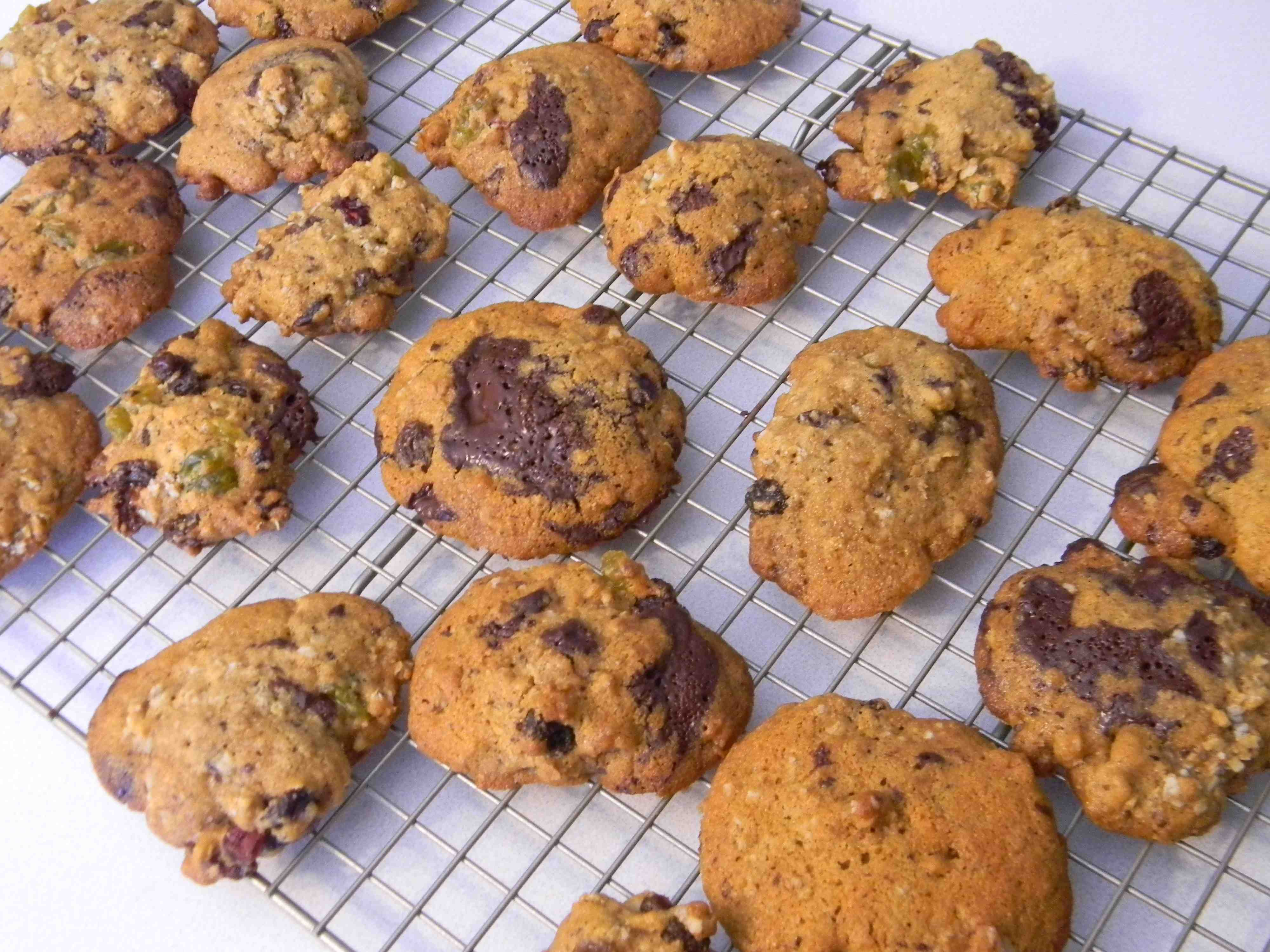 trail mix cookies 6