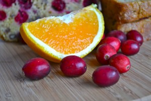 cranberry and orange
