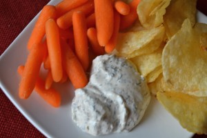 dill chip dip