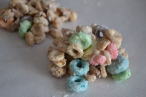 cereal nut clusters
