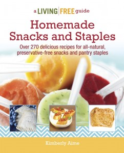 Cover Photo Homemade Snacks and Staples