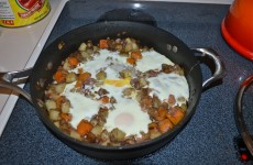 eggs and hash1