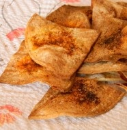 homemade tortilla chips 4