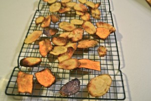 Baked Potato Chips5